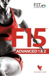 Comprar Forever FIT F15 Avanzado 1 & 2 Vainilla España