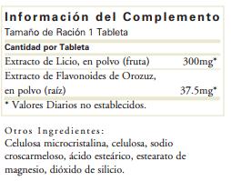 Comprar Forever Lycium Plus España