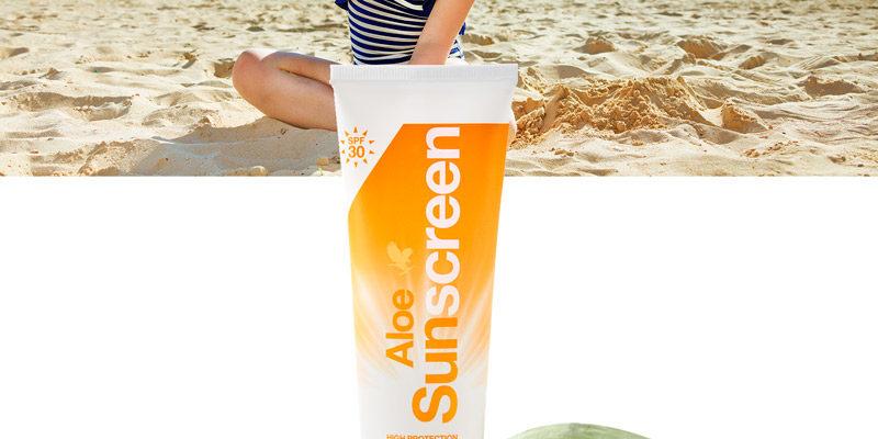 Forever Aloe Sunscreen